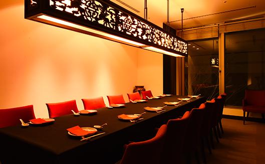 Chinese dining Hua Mulan