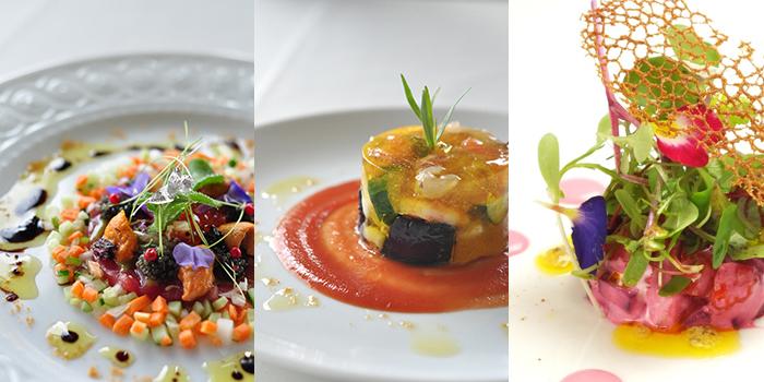 自然派フランス料理 レストランシマムラ レスプリ・ド・ミクニ