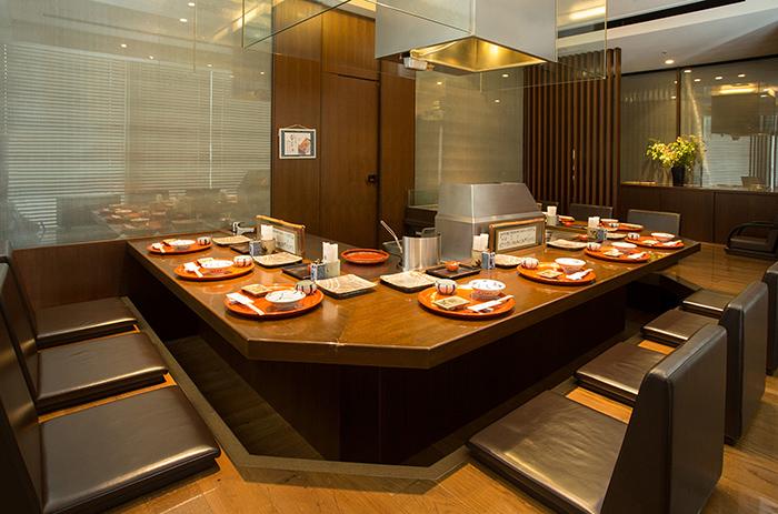 国賓も来店する天ぷら料理の老舗「天一」