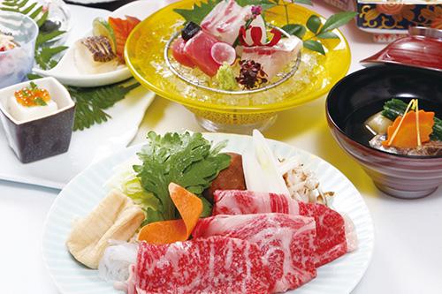 【11月】牛すき鍋コース