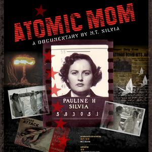 """8/4 映画""""Atomic Mom""""野外上映会 イメージ"""