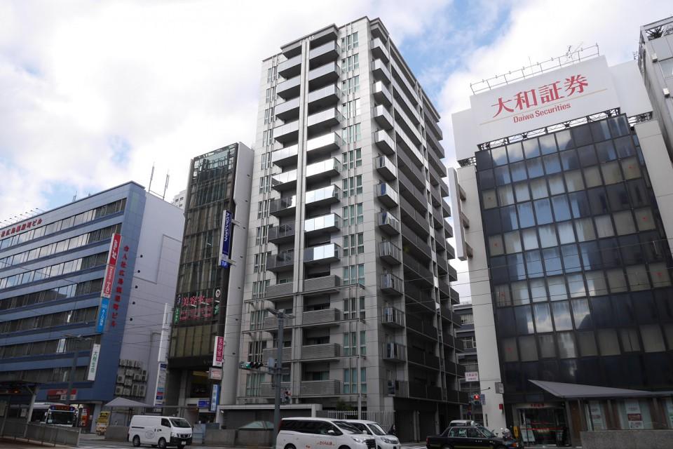 クラース広島ザ・マーク12階成約になりました イメージ