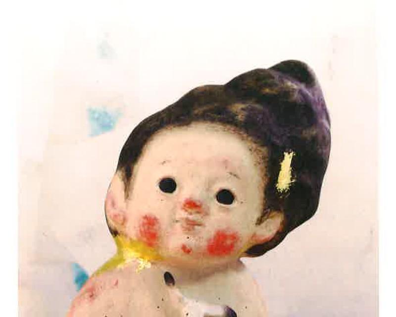 【終了】 戸川幸一郎 作品展「青い日々」 イメージ