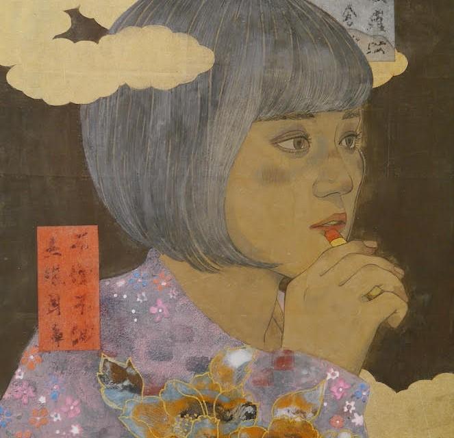 2021年8月24日(火)~ 吉田奈保子 個展 「零れおちたそのさきに」 イメージ