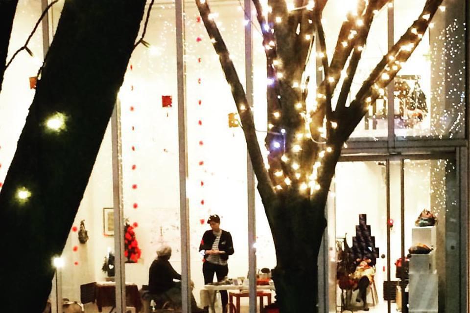 【終了】7ème Marché de Noël à Hiroshima Groupe Exposition イメージ